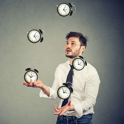 Tip of the Week: Three Keys to Time Management