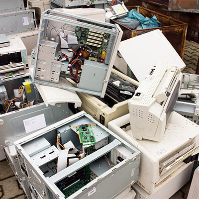 How an Old Computer is Actually Recycled